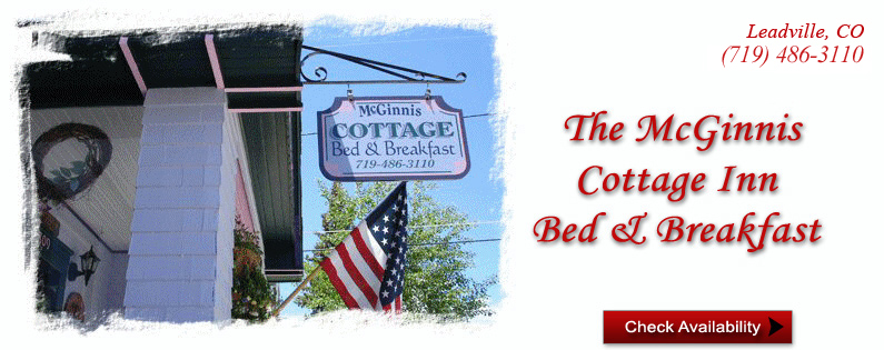 McGinnis Inn, Leadville Hotels